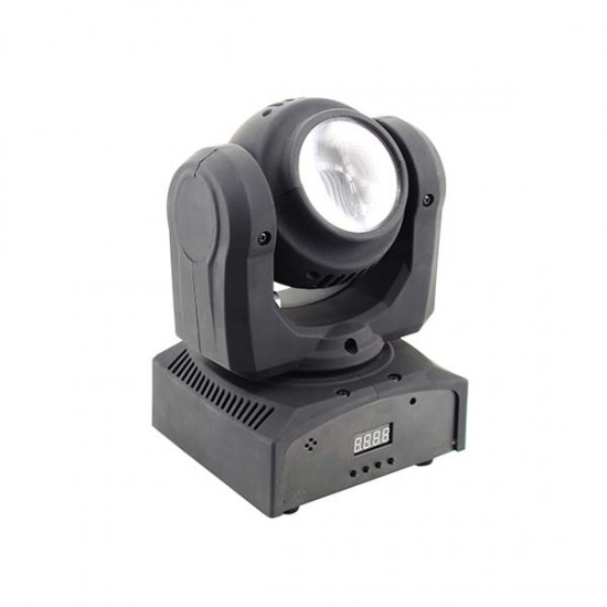 Moving Head LED Beam 1×40W RGBW